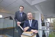 Dave Workman, Chief Operating Officer and Erik-Jan Bijvank, Senior Vice President