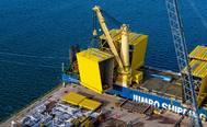 World's Largest Gantry Crane: Photo credit Konecranes