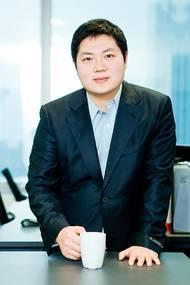 Zhang Chao (Photo courtesy of Dan-Bunkering)