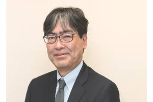 Takeshi Okamoto, Corporate Officer and General Manager of EOD at ClassNK