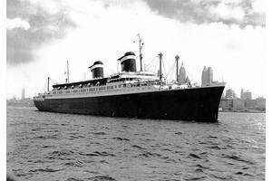 The SS United States. Photo: Gibbs & Cox