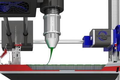 3D printing to cause turmoil in the ship building industry until 2050 Photo Shipbuilder Software