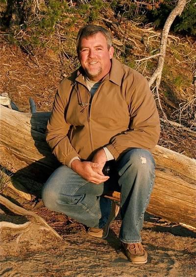 Keith LaMarr (Photo: NMRA)