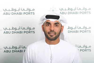 Abdullah Al Hameli Head, Industrial Cities and Free Zone Cluster, Abu Dhabi Ports