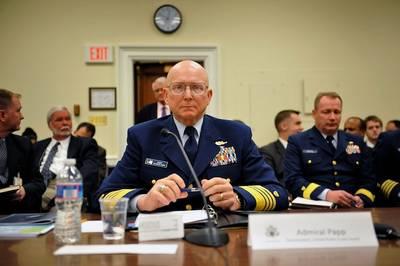 Admiral Bob Papp (Photo: U.S. Coast Guard)