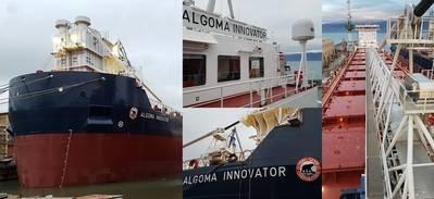 Algoma Innovator. Photo: Algoma Central Corporation