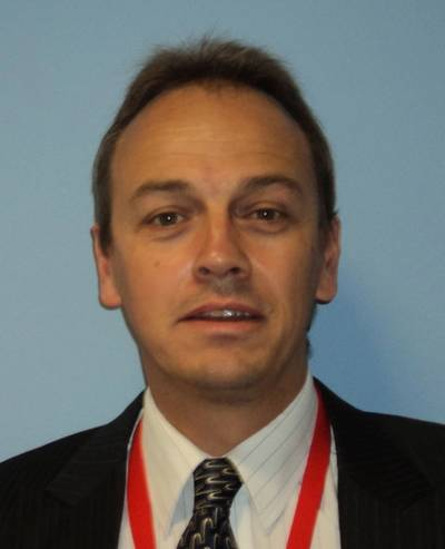 Angus Scott, Veripos Regional Manager of Europe, Africa and Middle East (EAME) division.