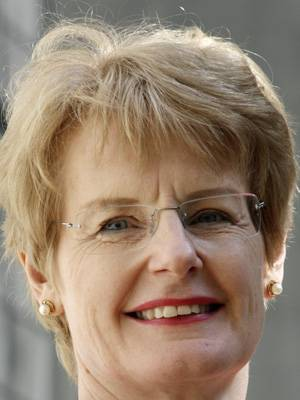 Dr. Anne-Marie Warris (Courtesy of ISO)