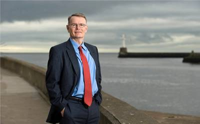 Archie Kennedy (Photo: Bibby Offshore)