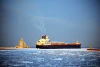 Arrival Cleveland: Image courtesy of Port of  Cleveland