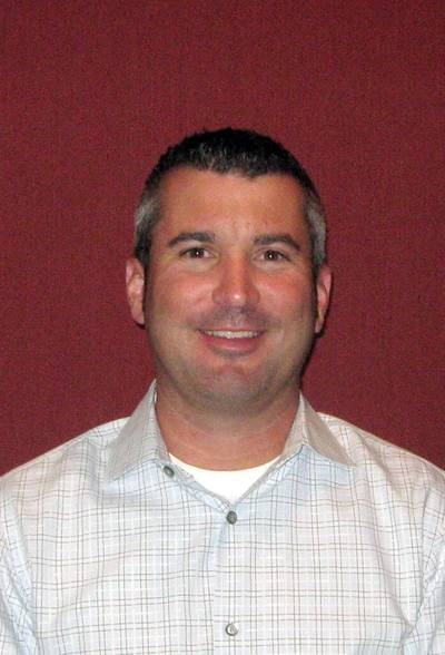 Dan Babcock, manager of business development