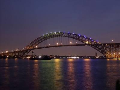 Bayonne Bridge: Wiki CCL credit Lamune