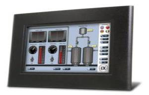 "Beijer Machine 7"" QTERM-A7 Interface: Image credit Beijer Electronics"