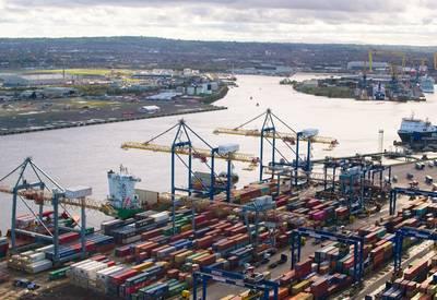 Belfast Harbor (Photo: ABPmer)