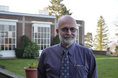 Benjamin H. Scott (Photo: Webb Institute)