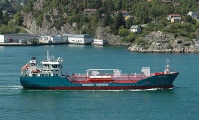 Bergen Viking: Photo credit Rolls Royce