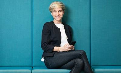 Eva Birgitte Bisgaard (Photo: Maersk Tankers)