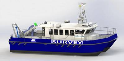 Blyth Workcats 14m survey boat to be built for ABP