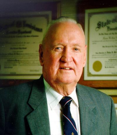 Dick Bollinger (Photo: courtesy of Bollinger family)