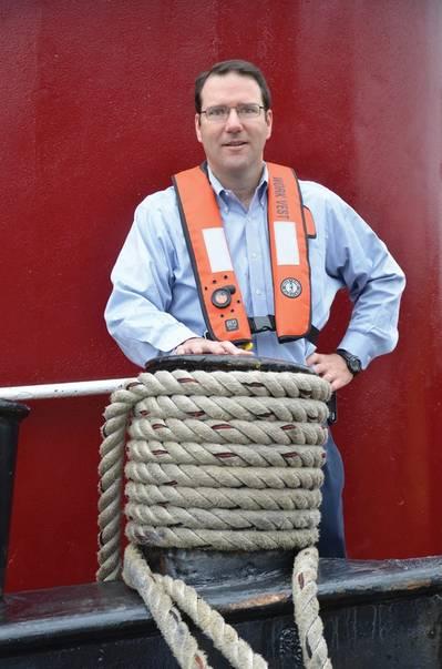 Brian Buckley McAllister, President, McAllister Towing & Transportation Company