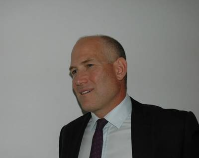 Nick Brown (Photo: Bureau Veritas)