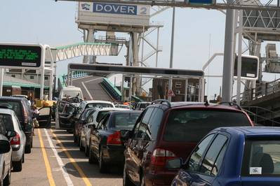 The port of Calais (CREDIT AdobeStock / © Claude Wangen