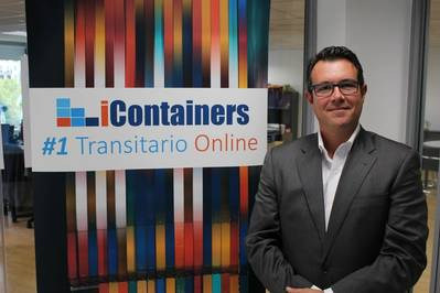 Carlos del Corral (Photo: iContainers)