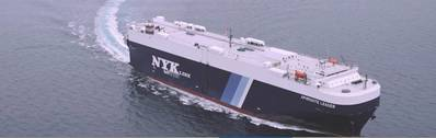 Pic: NYK Car Carrier (China)