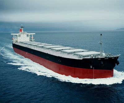 Bulk carrier file photo CCL