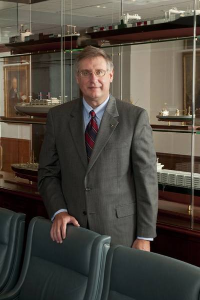 ABS Chairman, President and CEO Christopher J. Wiernicki (Photo: ABS)