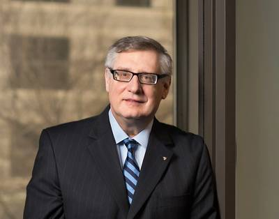 Christopher J. Wiernicki, CEO, American Bureau of Shipping.