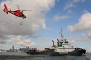 U.S. Coast Guard photo by Petty Officer 3rd Class Pamela J. Manns