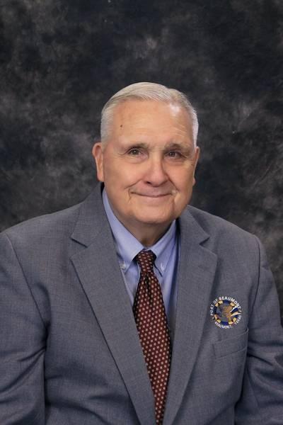 Commissioner Pete Shelton  (Photo: Port of Beaumont)