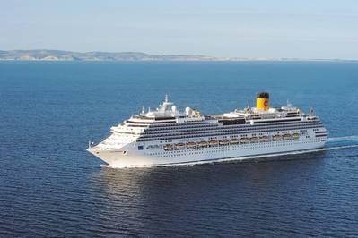 Costa Fascinosa (Photo: Costa Cruises)