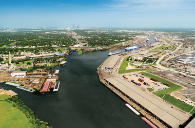 Courtesy Port of Houston Authority