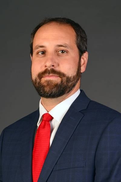 Eric Crooker has been promoted to vice president of contracts and pricing at HII's Ingalls Shipbuilding division. He succeeds Don Perkins, who will retire from Ingalls on July 1. (Photo: HII)
