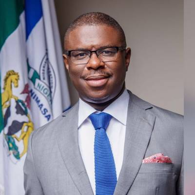 Dr. Dakuku Peterside (Photo: NIMASA)