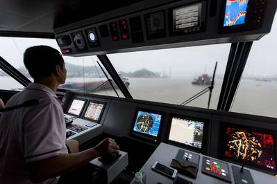 Damen and NSTC have developed a training course for the Philippines-based ferry crew. Photo Damen