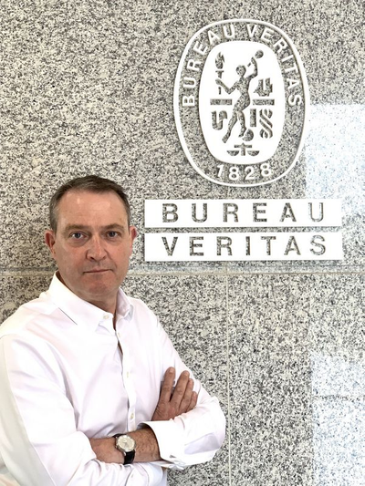 David Barrow (Photo: Bureau Veritas)