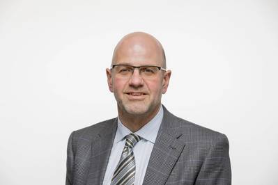 David Hargreaves, Vice President, Strategy & Business Development (CREDIT: Seaspan)