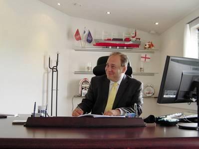 David Skinner, BE&O P&I Group Managing Director