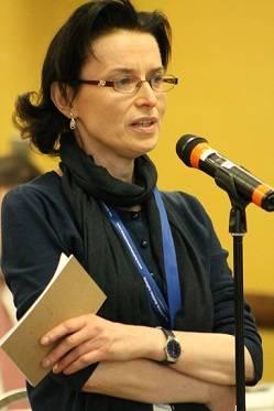 Deirdre Fitzpatrick, Executive Director of SRI