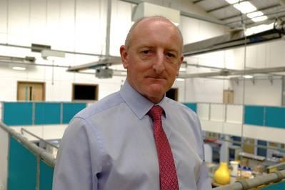 Derek Lynch joins Sonardyne International Ltd. UK, as its new Global Business Manager for Marine Vessel Systems (Photo: Sonardyne)