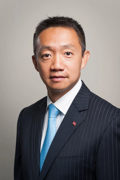 Dickson Chin (Photo: Wallem Group)