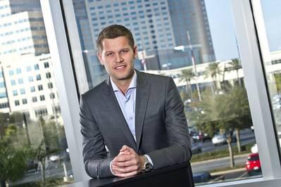Hans Lind Dollerup, Managing Director of Dan-Bunkering (America) Inc. (Photo courtesy of Dan-Bunkering)