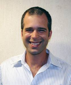 Dan Dolson, operations manager for the Americas