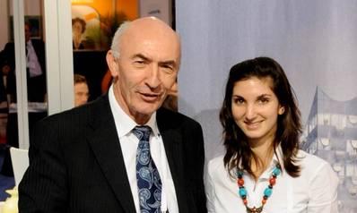 Gerd Drossel, Nadine Palatz
