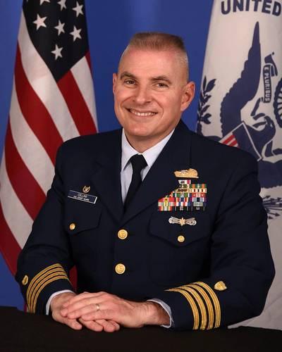 Dwight Collins (Photo: JAXPORT)