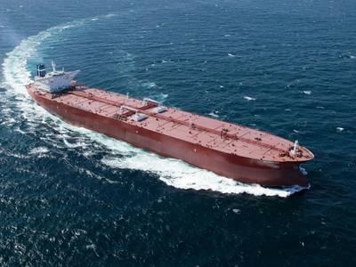 EASTMED's MT Adventure crude oil tanker (Photo: EASTMED)