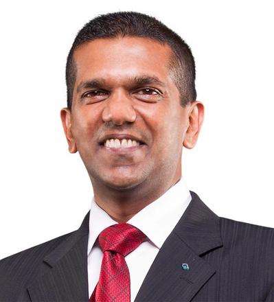 Ravi Edirisinghe, Director/Chief Executive Officer - GAC Sri Lanka (Photo: GAC)
